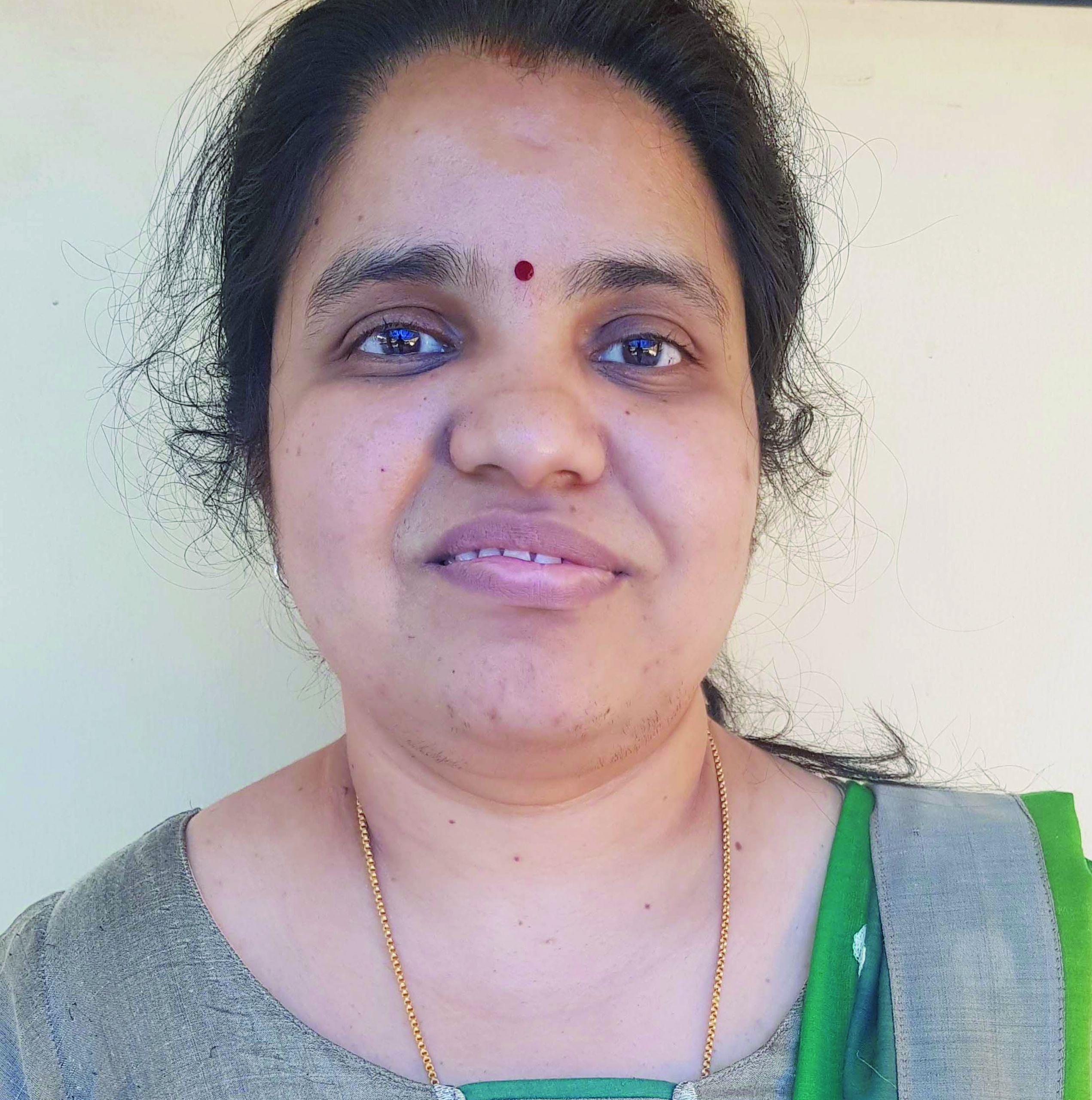 Supriya Boyapalli